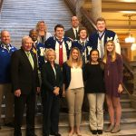 Fall State Championship Teams honored at Indiana Statehouse