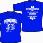 Memorial Girls Swimming State Finals Fan Shirt ON SALE NOW!