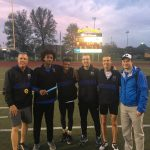 Boys Varsity Track finishes 3rd place at (siac Final) @ Evansville Central