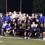 Boys Varsity Track finishes 1st place at (ihsaa Sectional) @ Evansville Central