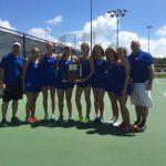 2018 Girls Tennis Individuals/Doubles Regional Tournament Information