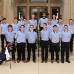Boys Varsity Golf finishes 13th place at Ihsaa State Finals @ Prairie View Golf Club