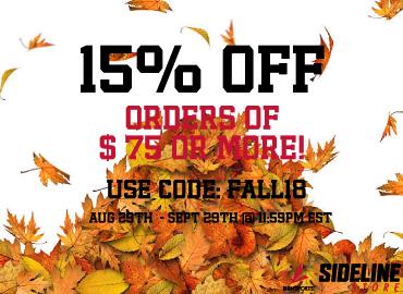 15% off Memorial Athletic Gear NOW!