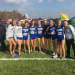 Girls Varsity Cross Country finishes 23rd place at IHSAA State Finals, Clare Vogel finishes 28th overall