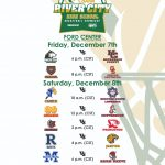 Tigers playing in inaugural United Bank River City High School Basketball Showcase