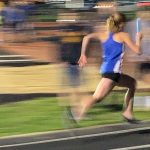 Girls' Varsity Track Races into the SIAC