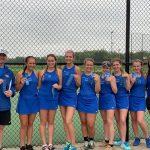 2019 Girls Tennis SIAC Champs