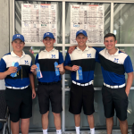 Boys Golf Take First in City/SIAC Tournament