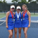 Girls Tennis ends Season as State Runner-Ups