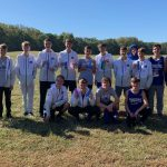 Boys Varsity Cross Country finishes 1st place at City Meet and Runner-up at SIAC Meet