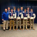 Memorial Downtown Quarterback Club Recognition