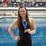 Elizabeth Broshears named Memorial's Nominee for SIAC Female Athlete of the Year