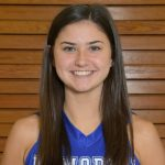 Mallory Russell wins Kiwanis Award for Girls Basketball