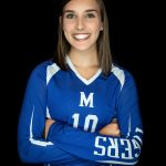 Alyssa Blessinger Commits to Case Western Reserve University