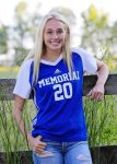 Ryleigh Anslinger has committed to Indiana University for Women's Soccer