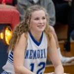 Peyton Murphy, Reitz Memorial High School class of 2021, commits to Grace College for Women's Basketball