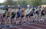 Boys Varsity Track and Field finishes 4th place at (City Final) with TWO event Champions
