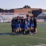 2019 Boys Soccer Alumni Game