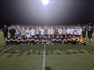2019 Boys Soccer Alumni Game