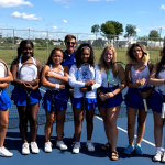 Girls Tennis Sweeps Bowsher 5-0