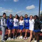 Girls Varsity Tennis finishes in 3rd place at Fostoria Girls Tennis Invite