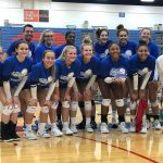 Springfield Volleyball Wins the 35th Annual Golden Spike Volleyball Invitational