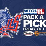 """PACK A PICKUP"" Challenge Seeks Canned Goods at Friday's Football Game"