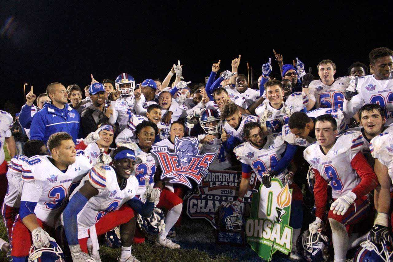 2016 NLL Championship Football Team to be Recognized at Homecoming Game