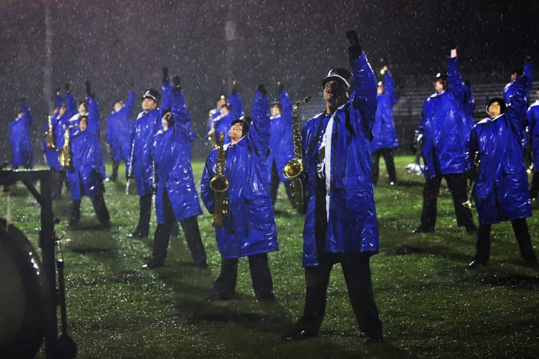 Springfield High School Marching Band Qualifies for States