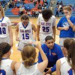 Girls Varsity Basketball beats Bowling Green High School – OH 30 – 23