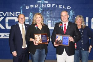 Hall of Fame Induction, January 17, 2020