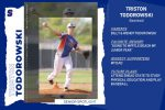 Senior Athlete Spotlight: Triston Todorowski