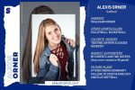Senior Athlete Spotlight: Alexis Orner