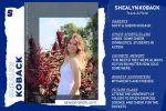 Senior Athlete Spotlight: Shealyn Koback