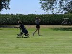 Girls Varsity Golf falls to Perrysburg in Season Opener
