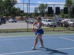 Girls Varsity Tennis beats Archbold 3 – 2