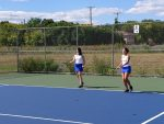 Girls Tennis vs. Archbold 8/18/20