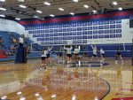 Varsity Volleyball Beats Findlay 3 – 1 in Season Opener