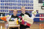 Springfield Celebrates Volleyball Senior Night