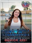 Gianna LaMontagne Advances to District Tennis Tournament