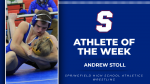 Athlete of the Week: Andrew Stoll