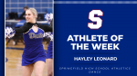 Athlete of the Week: Hayley Leonard