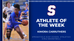 Athlete of the Week: Kimora Carruthers