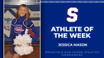 Athlete of the Week: Jessica Mason