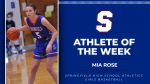 Athlete of the Week: Mia Rose