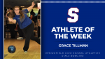 Athlete of the Week: Grace Tillman