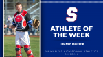 Athlete of the Week: Timmy Bobek
