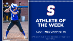 Athlete of the Week: Courtnee Chappetta
