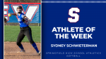 Athlete of the Week: Sydney Schwieterman