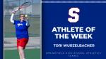 Athlete of the Week: Tori Wurzelbacher